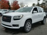2016 Summit White GMC Acadia SLT AWD #108609920
