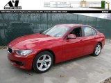 2013 Melbourne Red Metallic BMW 3 Series 328i xDrive Sedan #108643946