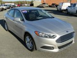 2013 Ingot Silver Metallic Ford Fusion SE #108643883