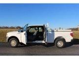 2011 Oxford White Ford F150 XL SuperCab 4x4 #108643917