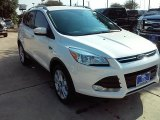 2016 White Platinum Metallic Ford Escape Titanium #108643626