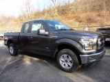 2016 Magnetic Ford F150 XL SuperCab 4x4 #108643668