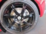 Tesla Roadster 2008 Wheels and Tires