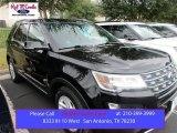 2016 Shadow Black Ford Explorer XLT #108643593