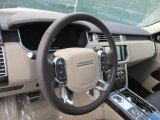 2016 Land Rover Range Rover Supercharged Steering Wheel