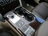2016 Land Rover Range Rover Supercharged Controls