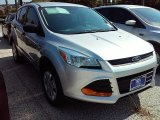 2016 Ingot Silver Metallic Ford Escape S #108673679