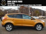 2016 Electric Spice Metallic Ford Escape SE 4WD #108673739