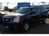 2013 Onyx Black GMC Yukon XL SLT 4x4 #108673732