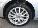 Volkswagen Jetta 2009 Wheels and Tires