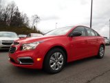 2016 Red Hot Chevrolet Cruze Limited LS #108673774