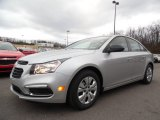 2016 Silver Ice Metallic Chevrolet Cruze Limited LS #108673769