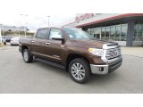 2016 Sunset Bronze Mica Toyota Tundra Limited CrewMax 4x4 #108673755