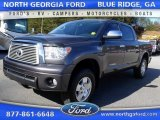 2013 Magnetic Gray Metallic Toyota Tundra Limited CrewMax 4x4 #108703065