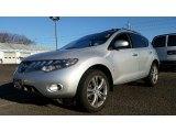 2010 Brilliant Silver Metallic Nissan Murano LE AWD #108728430