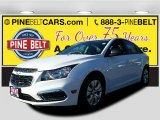 2016 Summit White Chevrolet Cruze Limited LS #108728421