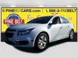 2016 Summit White Chevrolet Cruze Limited LS #108728417