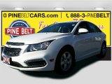 2016 Summit White Chevrolet Cruze Limited LT #108728415