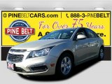 2016 Champagne Silver Metallic Chevrolet Cruze Limited LT #108728413