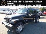 2016 Black Jeep Wrangler Unlimited Sport 4x4 #108728511
