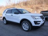 2016 Oxford White Ford Explorer 4WD #108728545