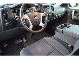 2009 Chevrolet Silverado 1500 Interiors