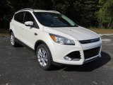 2016 White Platinum Metallic Ford Escape Titanium #108728693