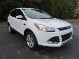 2016 Oxford White Ford Escape SE #108728692