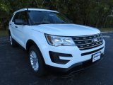 2016 Oxford White Ford Explorer FWD #108728687