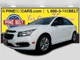 2016 Summit White Chevrolet Cruze Limited LS #108754676
