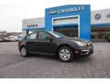 2016 Black Granite Metallic Chevrolet Cruze Limited LS #108755005