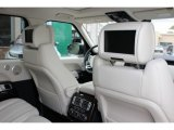 2016 Land Rover Range Rover Supercharged Entertainment System