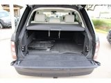 2016 Land Rover Range Rover Supercharged Trunk
