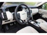 2016 Land Rover Range Rover Supercharged Ebony/Ivory Interior