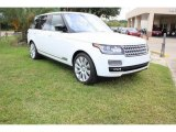 2016 Fuji White Land Rover Range Rover Supercharged LWB #108755169