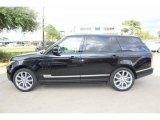 2016 Land Rover Range Rover Supercharged LWB Exterior