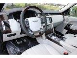 2016 Land Rover Range Rover Supercharged LWB Ebony/Cirrus Interior