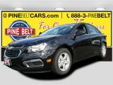 2016 Black Granite Metallic Chevrolet Cruze Limited LT #108754671