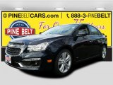 2016 Blue Ray Metallic Chevrolet Cruze Limited LTZ #108754670