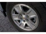 2016 Chevrolet Silverado 1500 LT Double Cab 4x4 Wheel