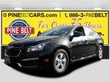 2016 Black Granite Metallic Chevrolet Cruze Limited LT #108754665
