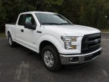 2016 Oxford White Ford F150 XL SuperCab #108755075