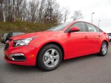 2016 Red Hot Chevrolet Cruze Limited LT #108754891