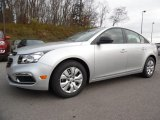 2016 Silver Ice Metallic Chevrolet Cruze Limited LS #108754890