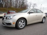 2016 Champagne Silver Metallic Chevrolet Cruze Limited LT #108754888