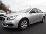 2016 Silver Ice Metallic Chevrolet Cruze Limited LS #108754881