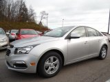2016 Silver Ice Metallic Chevrolet Cruze Limited LT #108754873