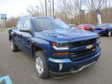2016 Chevrolet Silverado 1500 LT Z71 Crew Cab 4x4 Data, Info and Specs