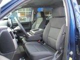 2016 Chevrolet Silverado 1500 LT Z71 Crew Cab 4x4 Jet Black Interior