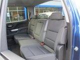 2016 Chevrolet Silverado 1500 LT Z71 Crew Cab 4x4 Rear Seat